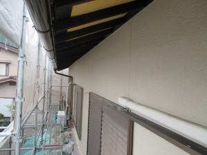 2階 外壁完了