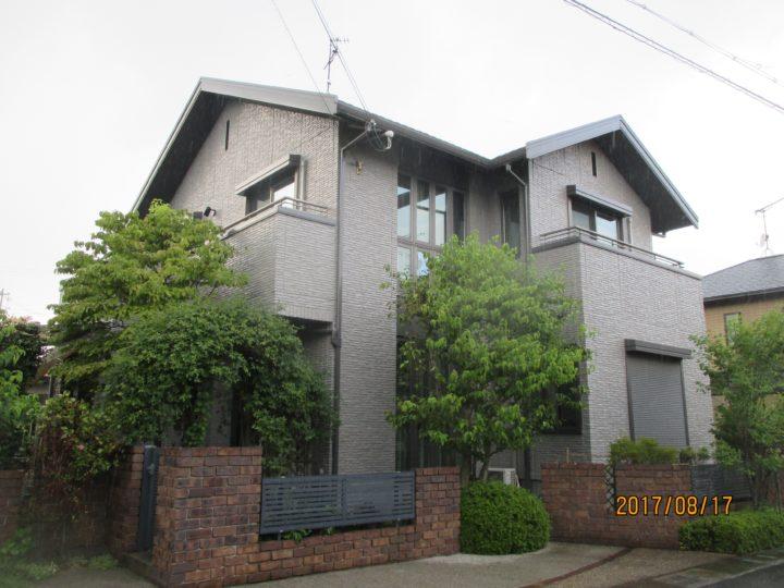積水ハウス・ダインコンクリート改修例ルミステージ~菩提寺・Sさま邸~|滋賀 外壁塗装&屋根工事の片山