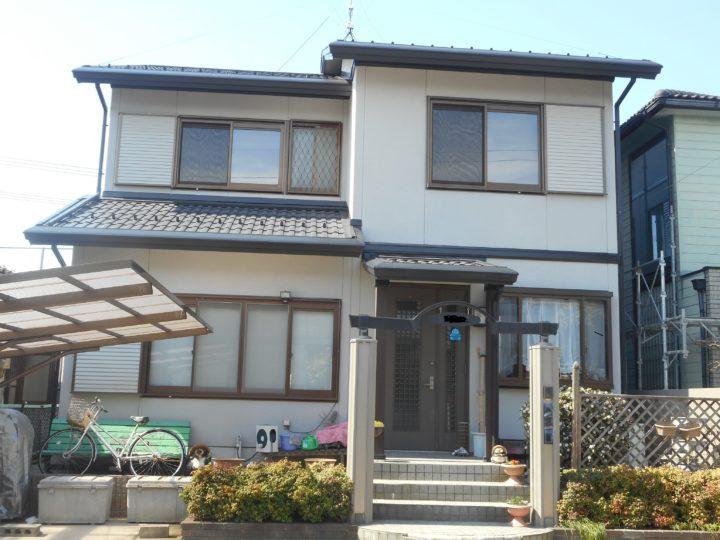 近江八幡 T様邸|外壁塗装&屋根工事 滋賀の片山