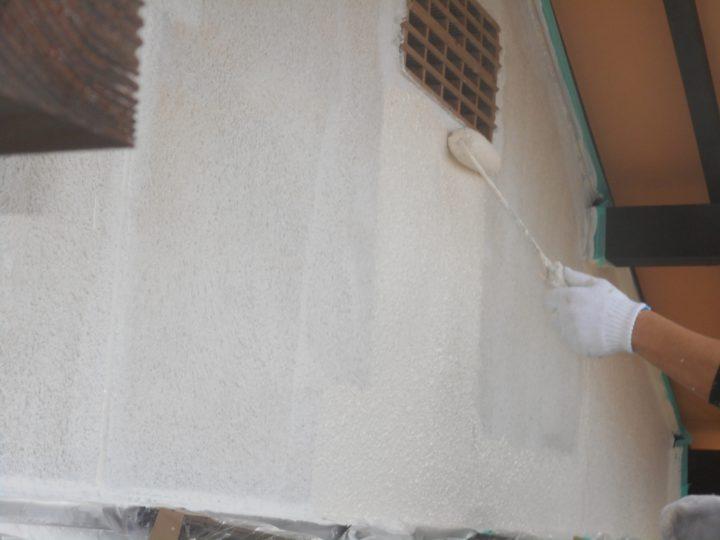 モルタル外壁マスチック改修事例 能登川・Kさま邸 竣工写真