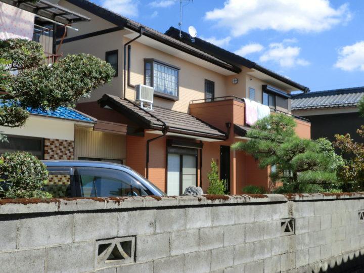 愛荘町豊満・K様邸|外壁塗装&屋根工事 滋賀の片山