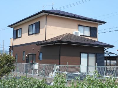 滋賀県愛知郡愛知川 M様邸|屋根塗装・外壁塗装|外壁塗装&屋根工事 滋賀の片山