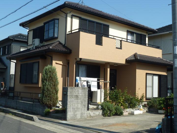 東近江市佐生町 N様邸|外壁塗装&屋根工事 滋賀の片山