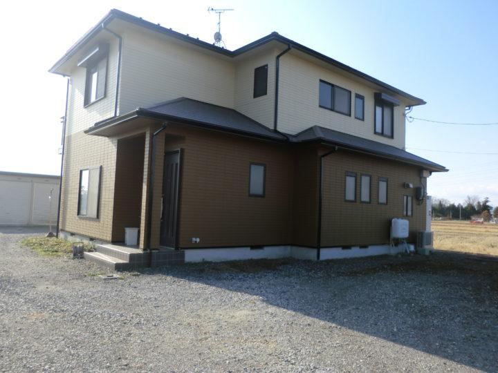 滋賀県愛知郡愛知川 H様邸|屋根塗装・外壁塗装|外壁塗装&屋根工事 滋賀の片山