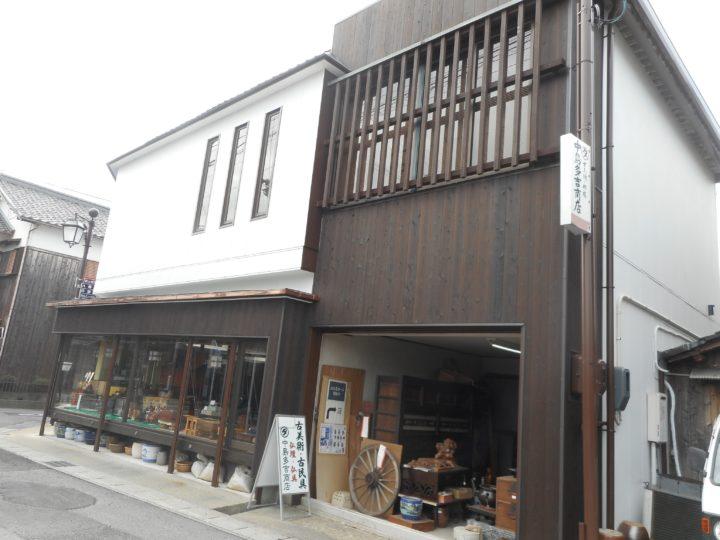 近江八幡市 中嶋多吉商店さま店舗外部改修工事|外壁塗装&屋根工事 滋賀の片山 竣工写真
