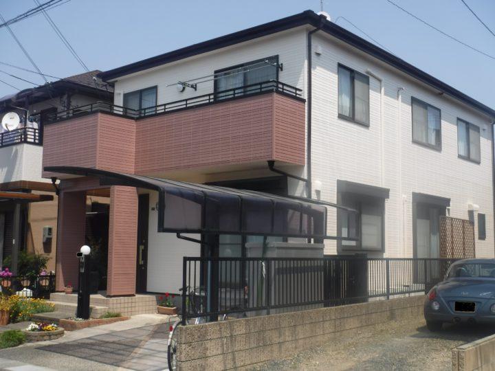 サイディング施工事例 T様邸~大津市・瀬田~|滋賀 外壁塗装&屋根工事の片山