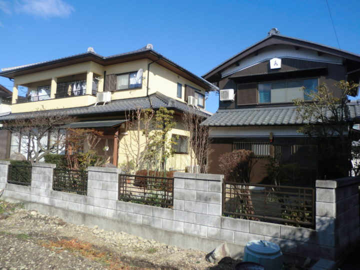 愛荘町豊満・T様邸|外壁塗装&屋根工事 滋賀の片山