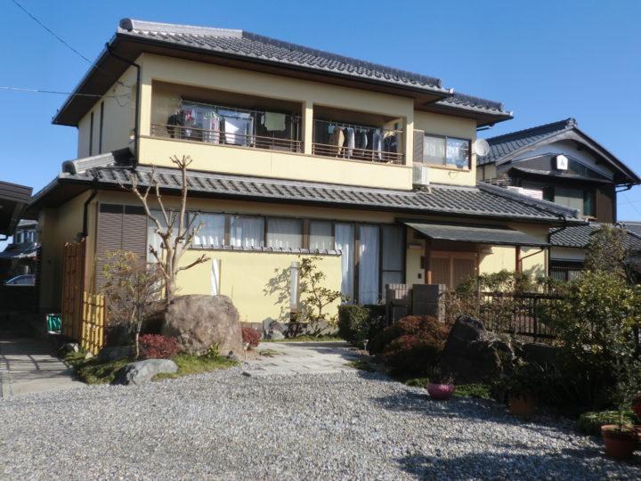 愛荘町豊満・T様邸|外壁塗装&屋根工事 滋賀の片山 竣工写真
