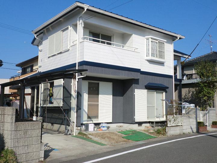 東近江市N様邸|外壁塗装&屋根工事 滋賀の片山 竣工写真