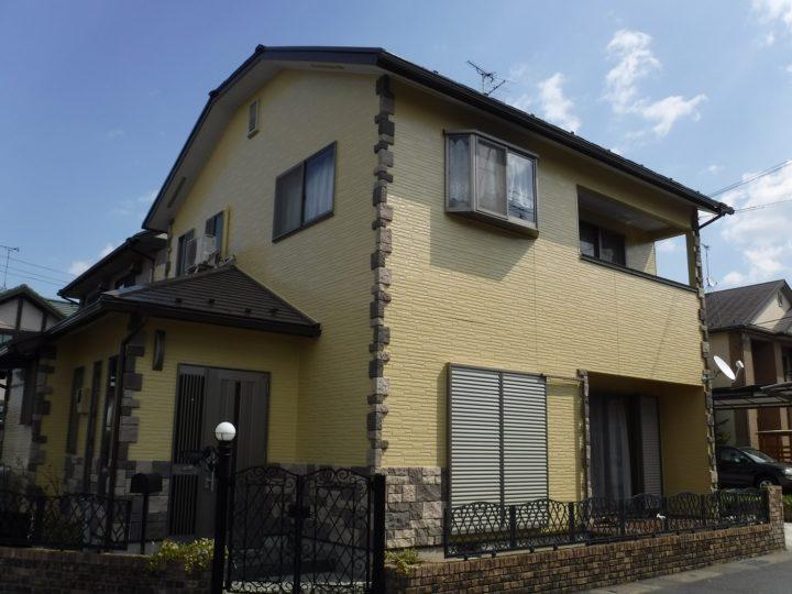 ルミステージ(フッ素)改修例~草津市・T様邸~|滋賀 外壁塗装&屋根工事の片山