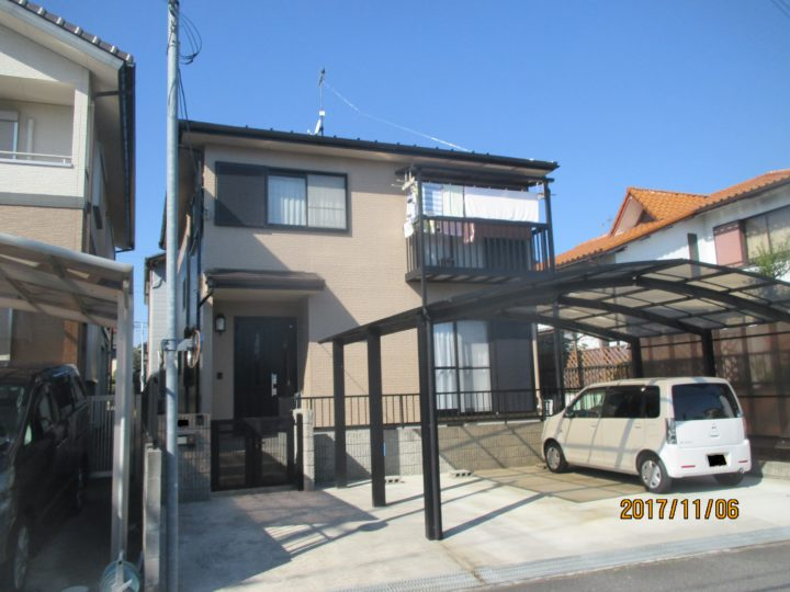マイルドゼッフル施工事例~甲南・Yさま邸~|滋賀 外壁塗装&屋根工事の片山
