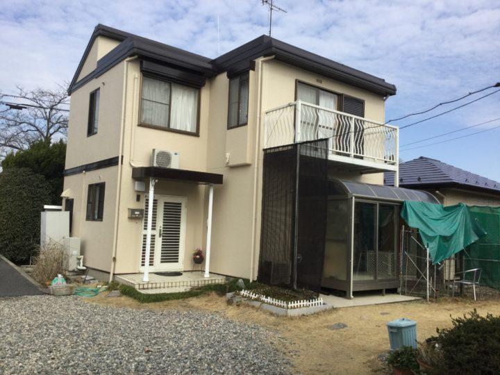 滋賀県蒲生郡安土町 U様邸|外壁塗装&屋根工事 滋賀の片山