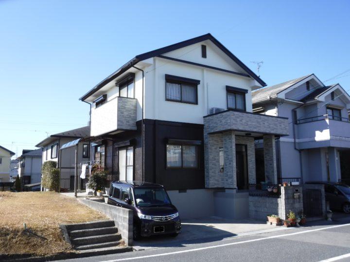サイディング張り含む外壁塗装改修例~竜王・Sさま邸~|滋賀 外壁塗装&屋根工事の片山