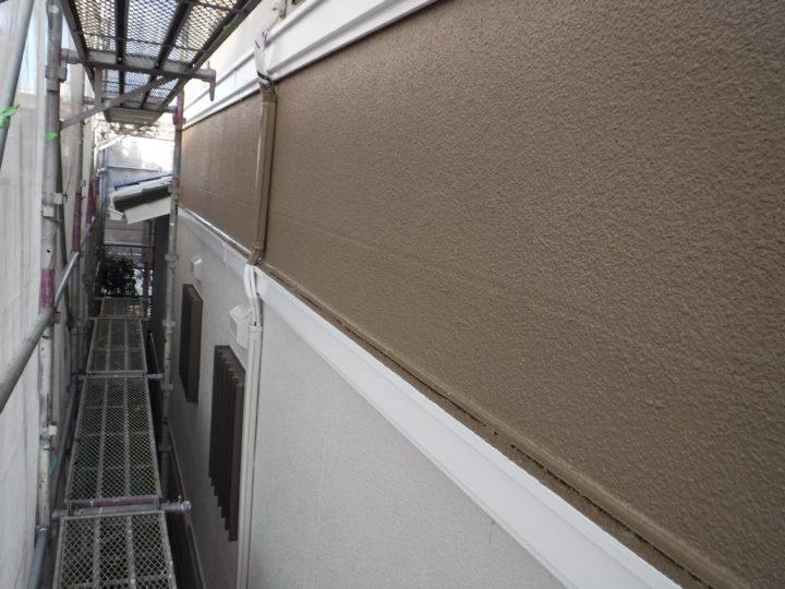 パナホーム改修事例 屋根&外壁塗装パーフェクトシリーズ使用 S様邸 竣工写真