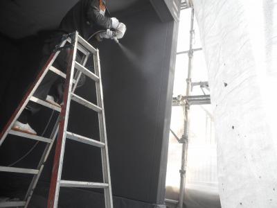 草津市野村町Y様邸吹き付け塗装工事|外壁塗装&屋根工事 滋賀の片山 竣工写真