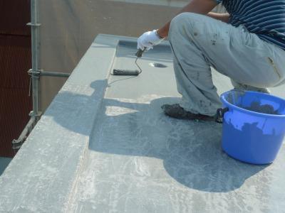 東近江市(旧能登川)K様邸 FRP防水工事|外壁塗装&屋根工事 滋賀の片山 竣工写真