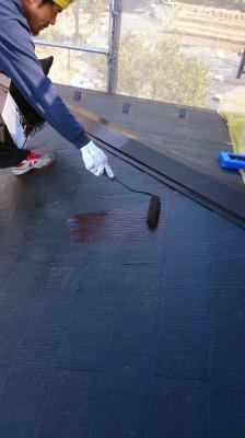 滋賀県愛知郡愛知川 M様邸|屋根塗装・外壁塗装|外壁塗装&屋根工事 滋賀の片山 竣工写真