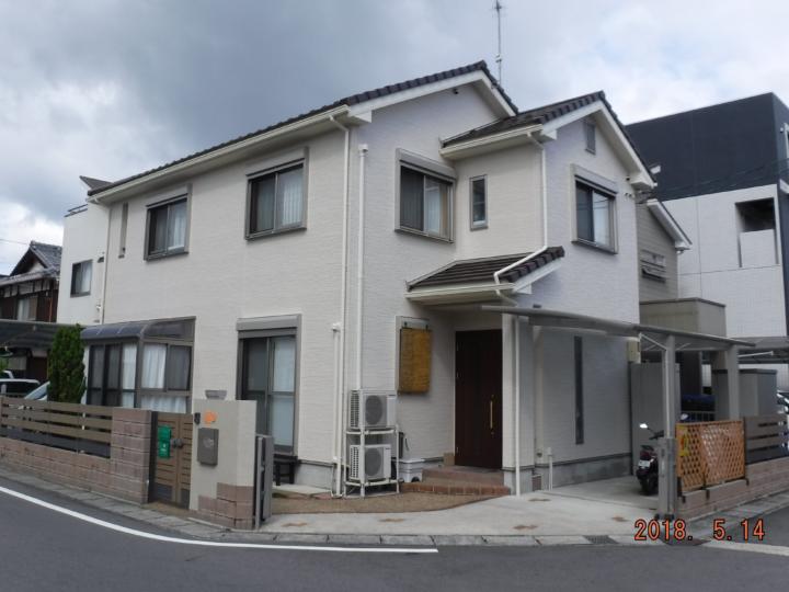 栗東市小柿・Yさま邸 ファインパーフェクトトップ改修例