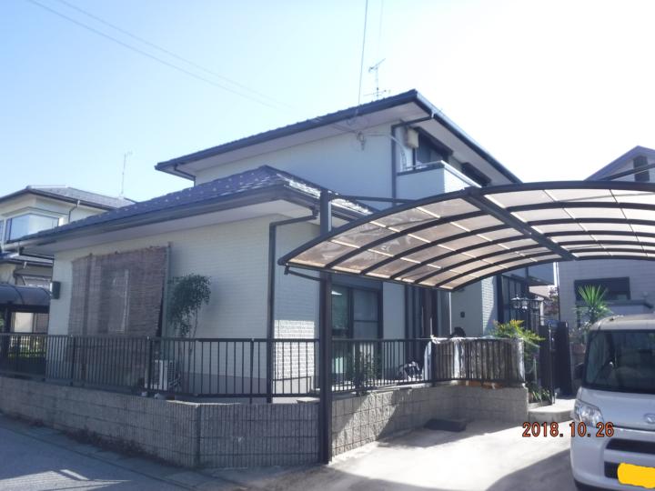 築約15年 積水ハウスモデル改修例・ルミステージ(フッ素) |滋賀県東近江市・Iさま邸