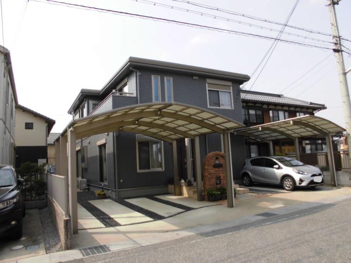 オールルミステージ(フッ素)積水ハウス改修事例 | 滋賀県東近江市・Mさま邸