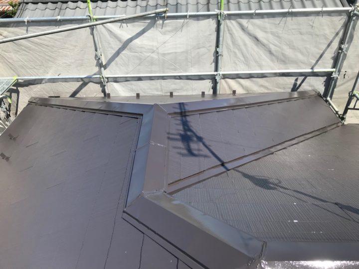 合計4回塗り!! 屋根塗り替えと雨漏り改修例 |滋賀県東近江市のNさま邸