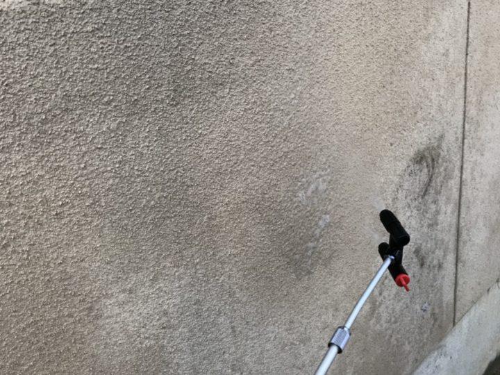 バイオ洗浄 外壁