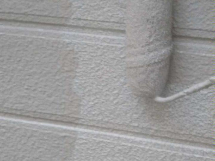 外壁 下塗り 2回目