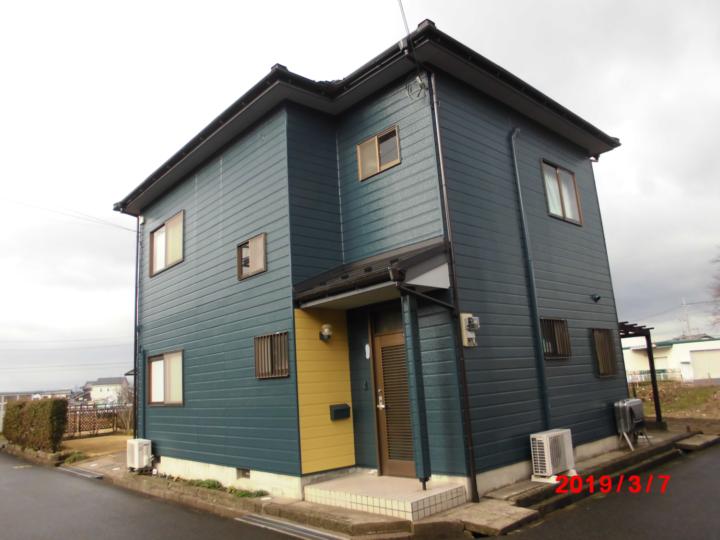 屋根はカバー、外壁はラジカルハイブリッド4回塗り!! |滋賀県東近江市のTさま邸