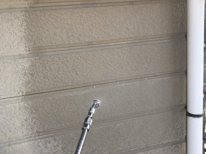 バイオ洗浄液散布