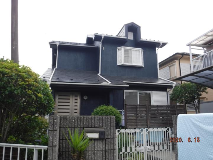 イメージ一新!! ラジカル塗料で屋根4回、外壁3回塗り仕上げ~近江八幡市・Nさま邸~