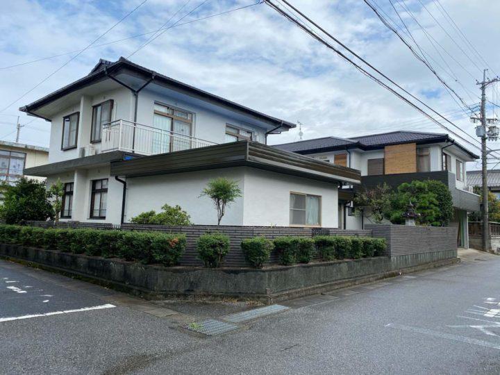 30年前からのお付合いでした |滋賀県東近江市のU様邸